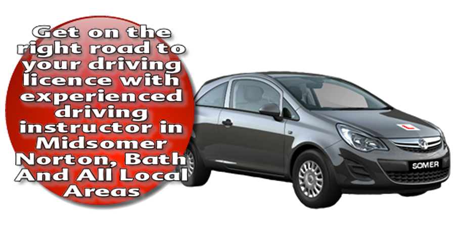 Driving lessons with Somer School of Motoring
